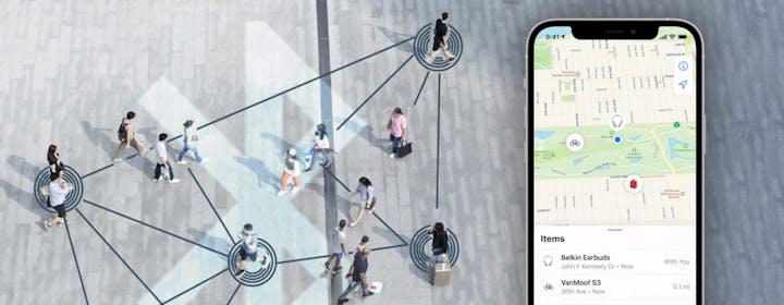 Apple trova tutto: da oggi l'iPhone può localizzare biciclette, borse e oggetti smarriti o rubati