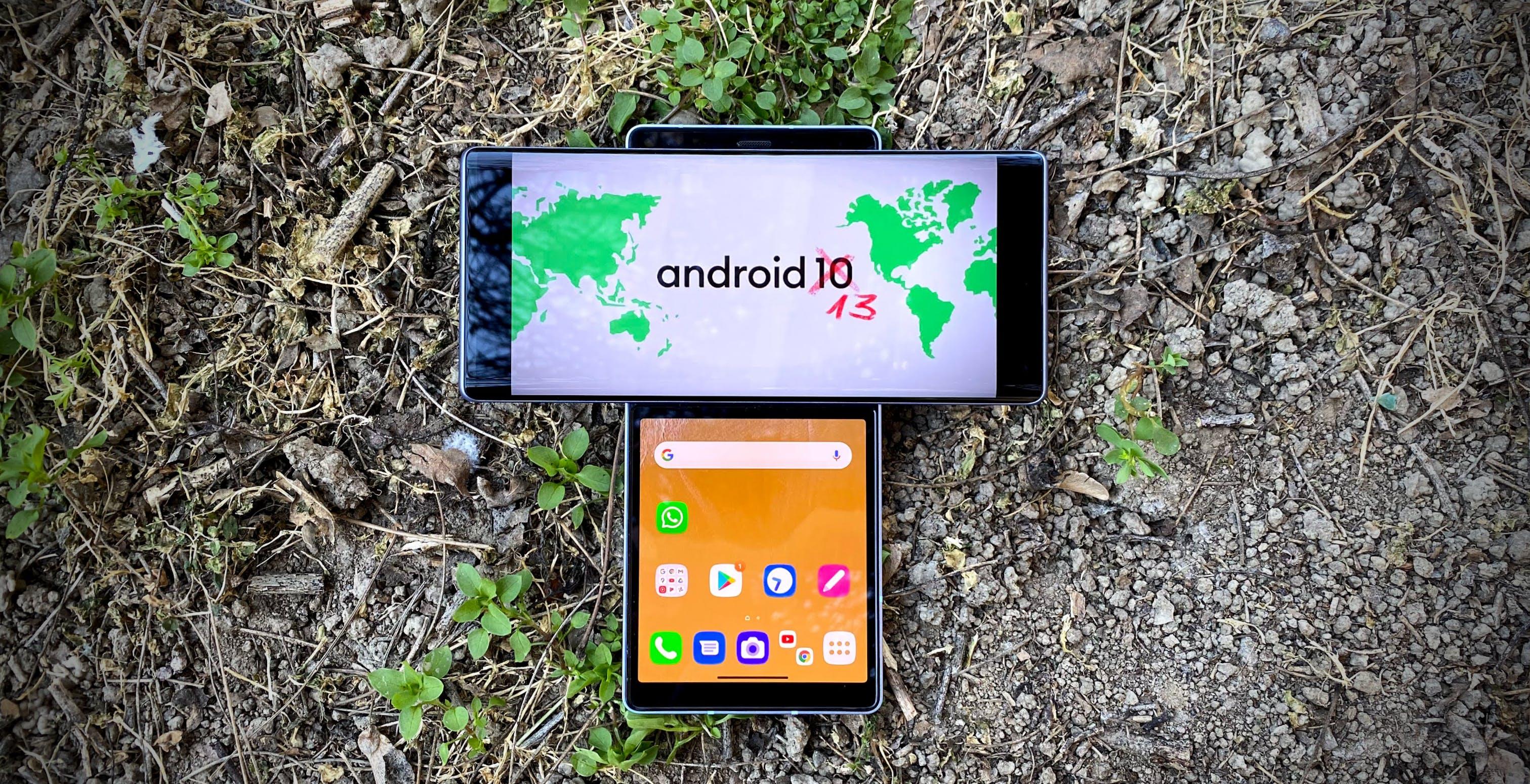 LG promette tre aggiornamenti Android per gli smartphone premium che ha deciso di non produrre più