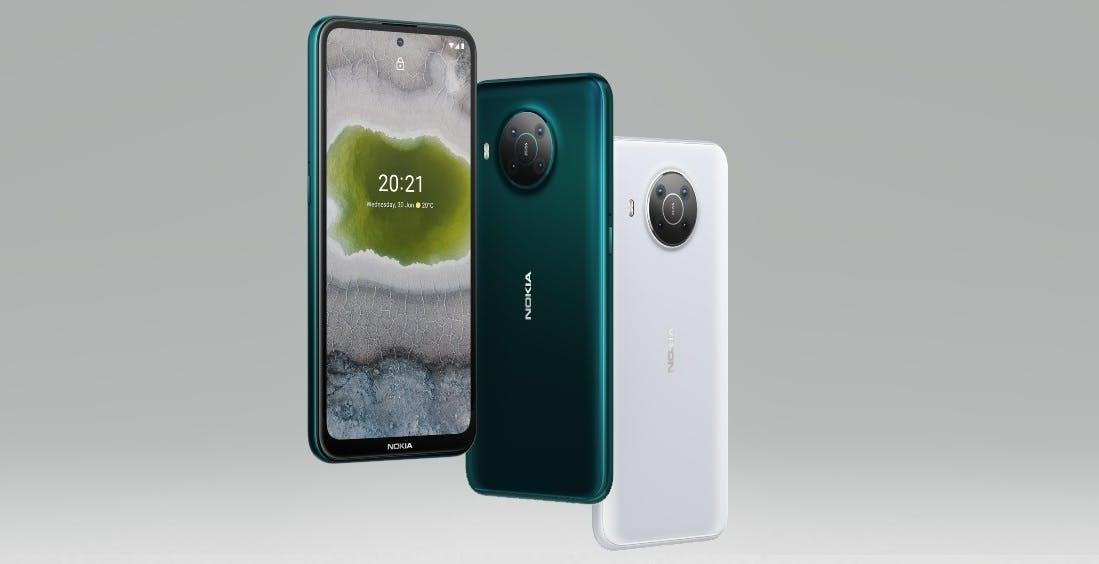 Ecco i nuovi smartphone Nokia: l'X20 supporta le reti 5G e monta ottiche Zeiss