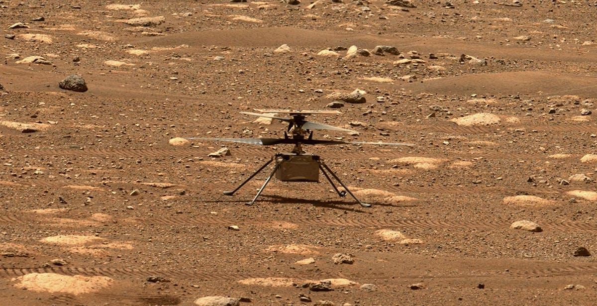 Rimandato il primo volo su Marte. Un'anomalia ha fermato il conto alla rovescia per il decollo di Ingenuity