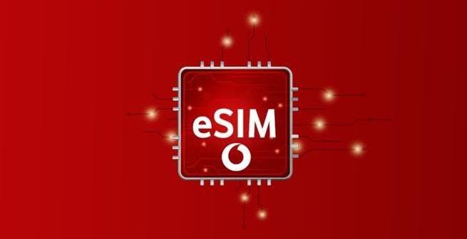 Vodafone, arrivano le eSIM. Cosa sono, quanto costano, come funzionano e come si attivano