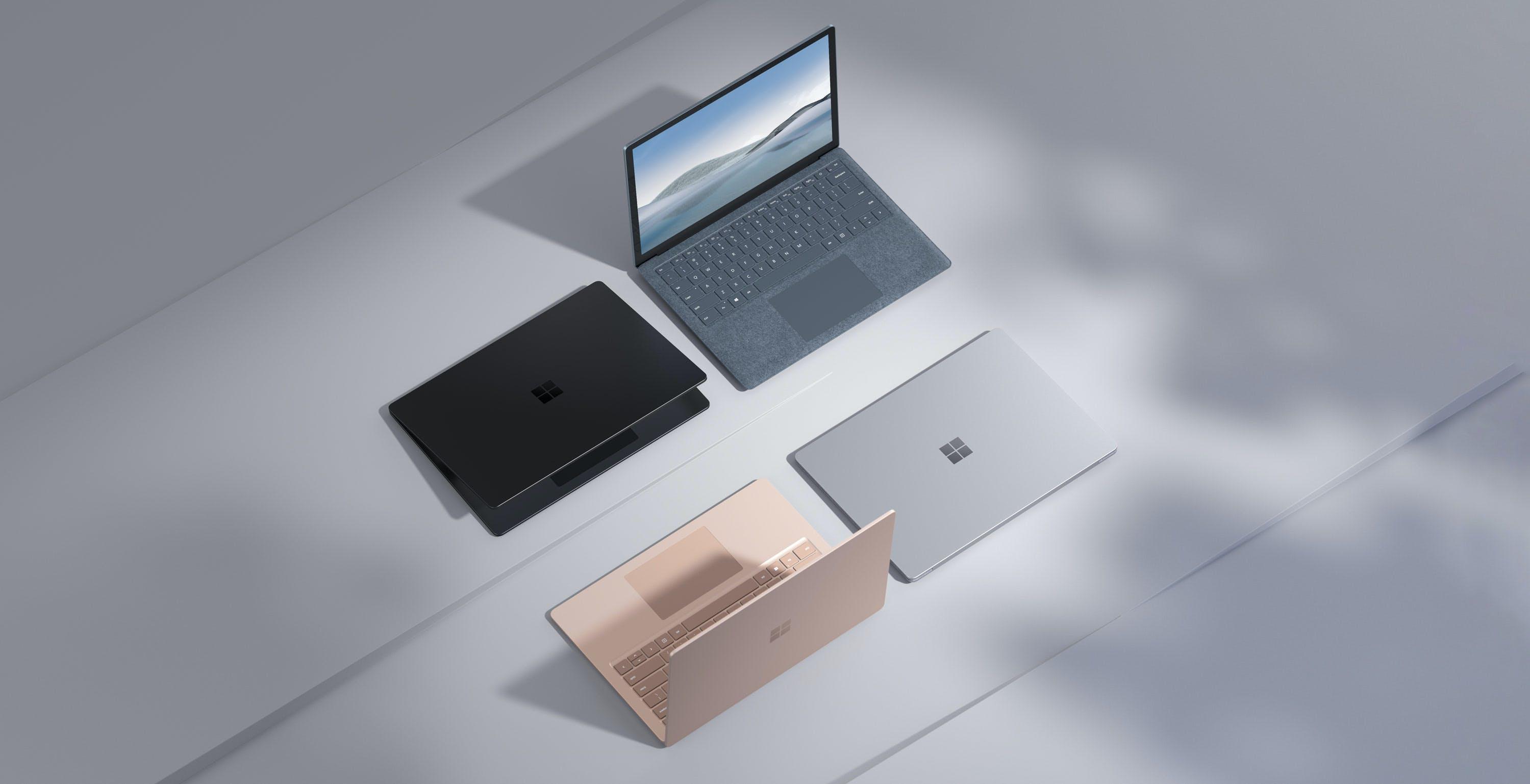 Microsoft annuncia Surface Laptop 4 e porta in Italia Surface Duo