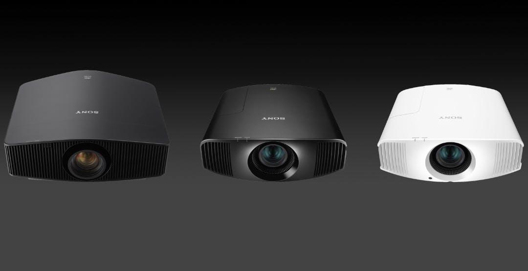 Sony completa la gamma di proiettori nativi 4K con il nuovo entry level VW290ES e il top di gamma VW890ES