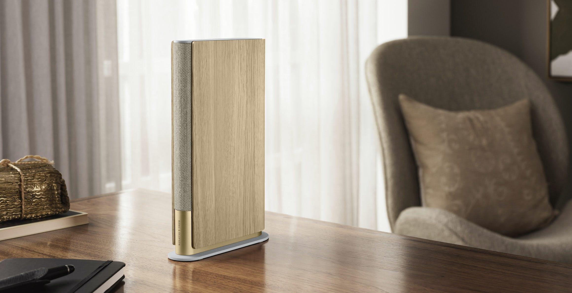 B&O Emerge è il diffusore wireless più originale che ci sia capitato di vedere negli ultimi anni