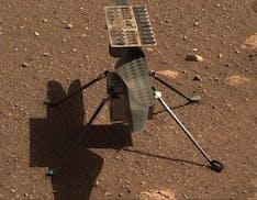 È il momento del decollo: Ingenuity tenterà stamattina il primo volo della storia su Marte