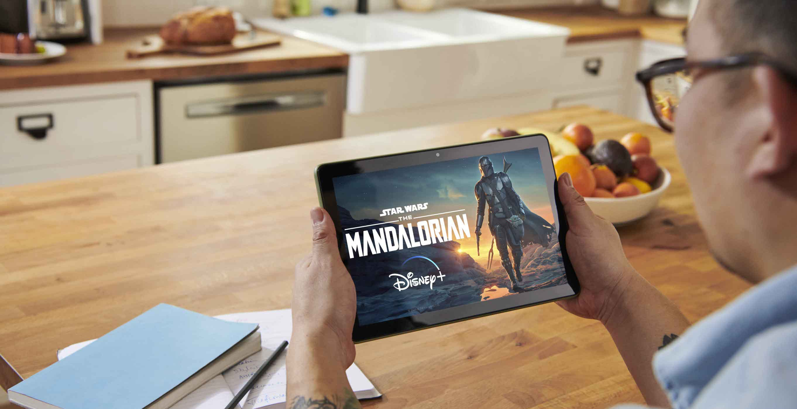 Il nuovo Fire HD 10 di Amazon arriva in Italia. Full HD, processore octa-core e prezzo da 149,99 euro