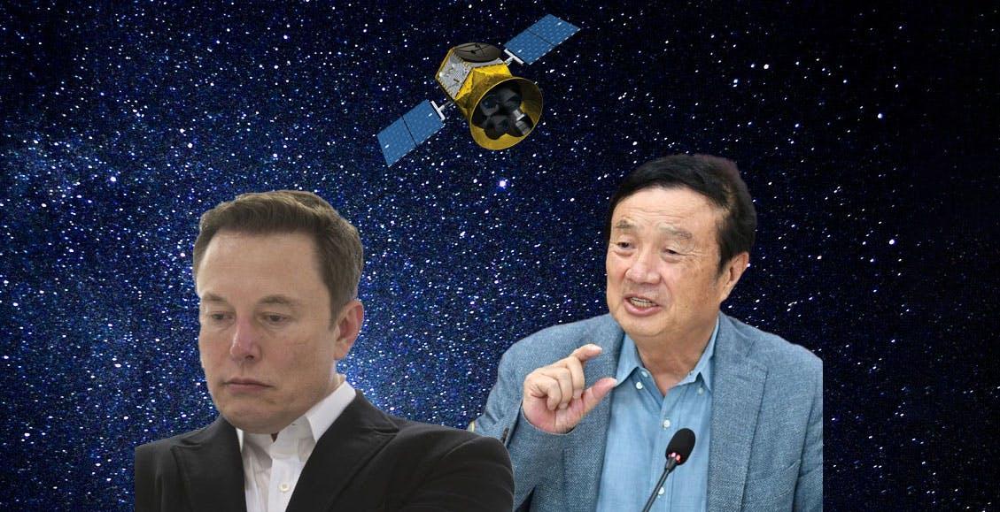 Huawei pronta a sfidare StarLink: 10.000 satelliti in orbita per connettere il mondo in 6G