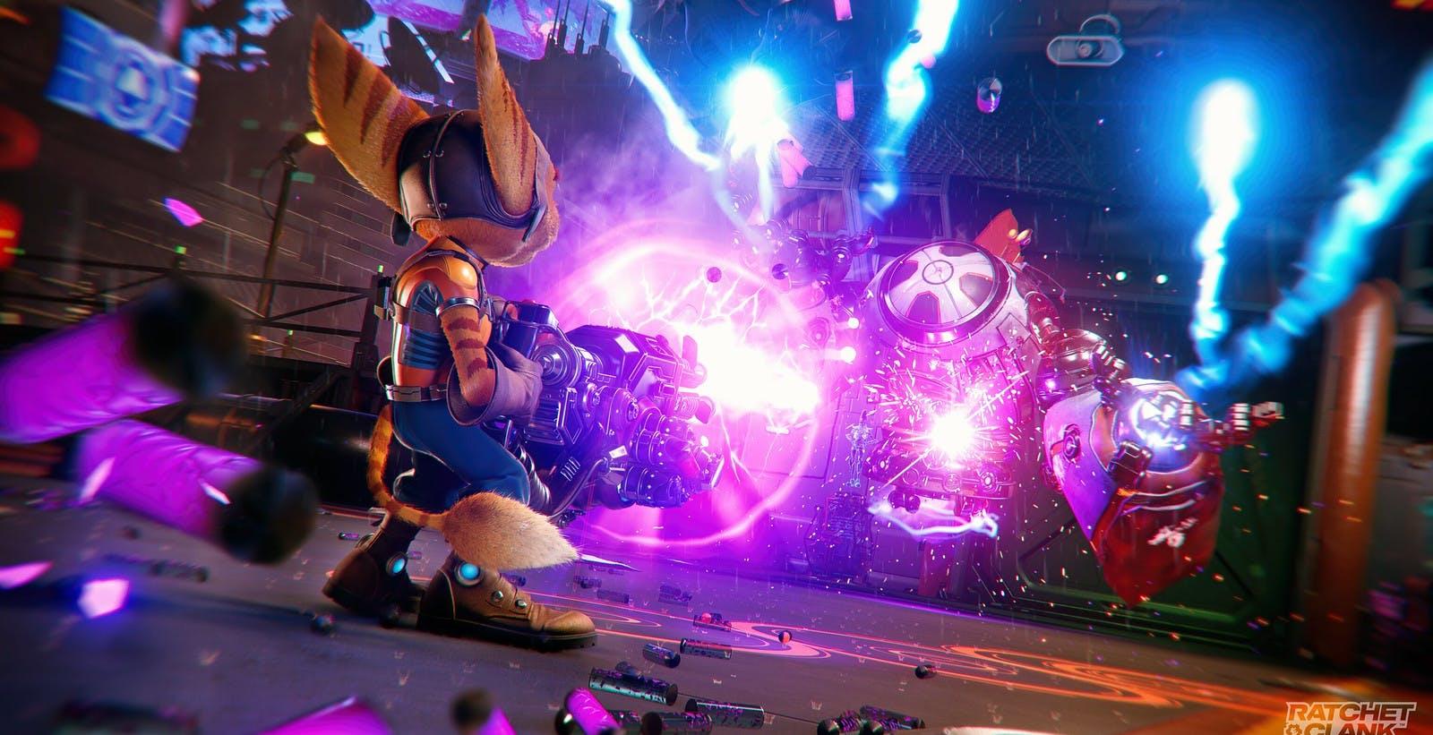 """""""Ratchet & Clank: Rift Apart"""" ci mostra  in anteprima come sfrutterà appieno le potenzialità di PS5"""