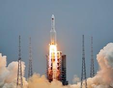 Lo stadio fuori controllo del razzo cinese cadrà sulla Terra intorno al 9 maggio, ma nessuno sa dove
