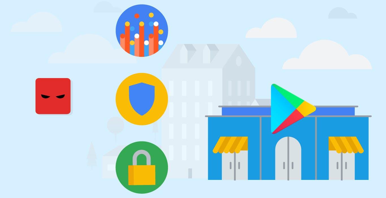Nel 2020 Google ha bloccato quasi un milione di app dannose e espulso 120.000 sviluppatori