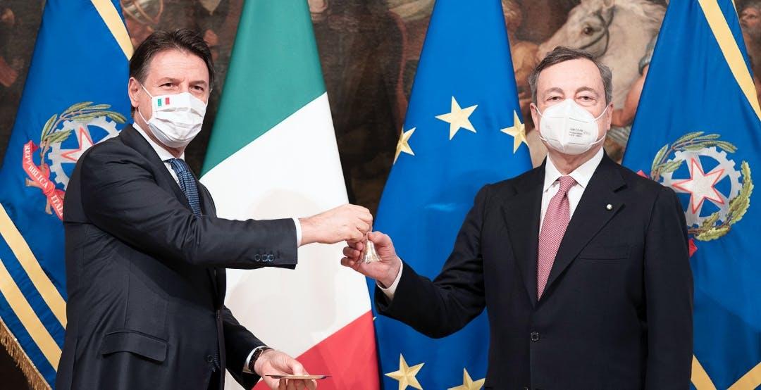 Il Governo Draghi intende staccare la spina al progetto rete unica?