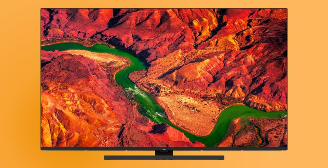 Tornano in Italia i TV a brand JVC: Android TV, Quantum Dots e Dolby Vision