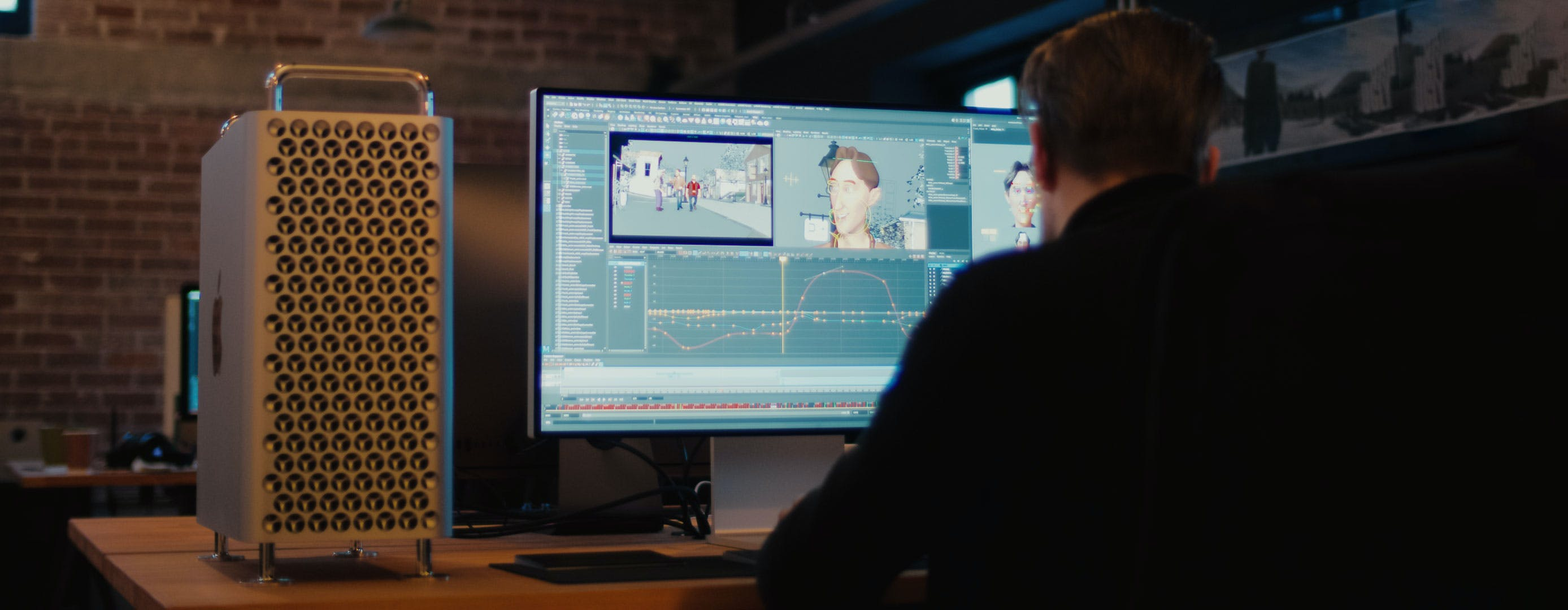 Un anno di Mac Pro: prestazioni e affidabilità hanno stregato un piccolo studio di animazione. Il racconto