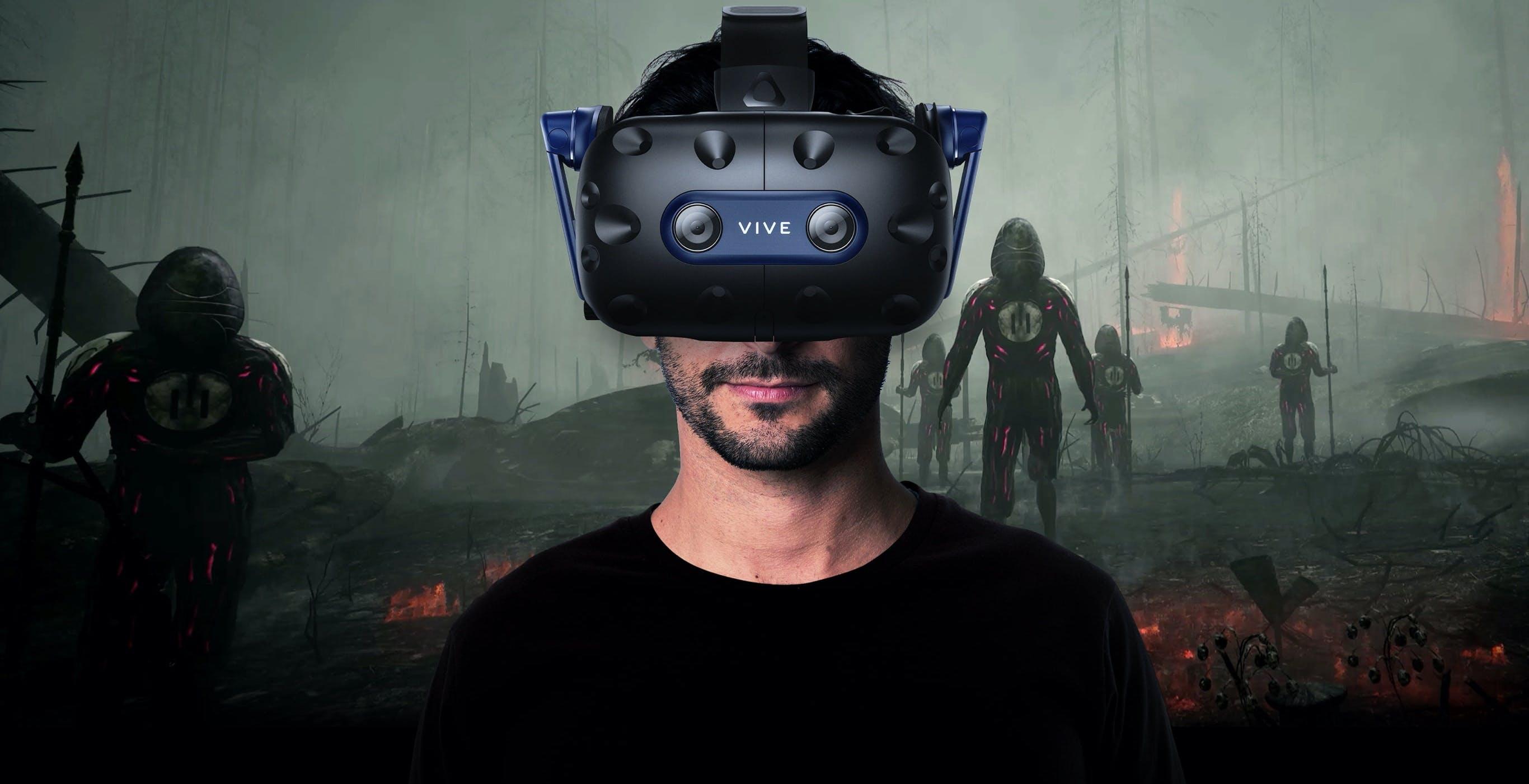 HTC presenta i nuovi visori VR Vive Pro 2 e Vive Focus 3 con risoluzione 5K