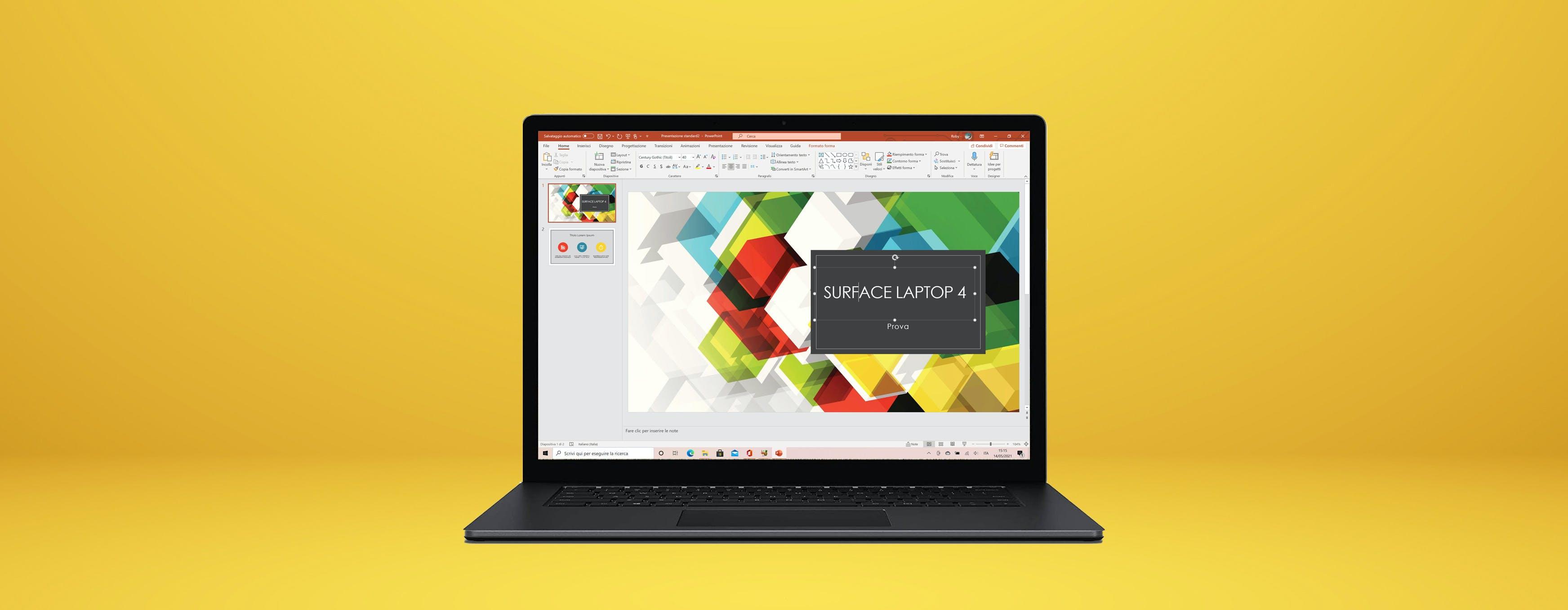 Surface Laptop 4, recensione. Microsoft fa centro