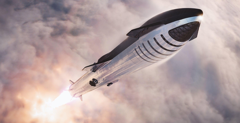 SpaceX pianifica il primo volo orbitale di Starship: dal Texas alle Hawaii