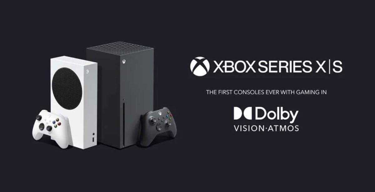 Il Dolby Vision sta arrivando anche nei giochi su Xbox Series X e S
