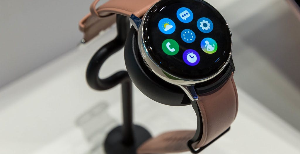 Galaxy Watch 4: Samsung pronta a tornare su Wear OS