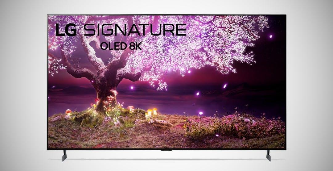 LG Display ha sviluppato un nuovo pannello OLED per portare l'8K sui 77 pollici