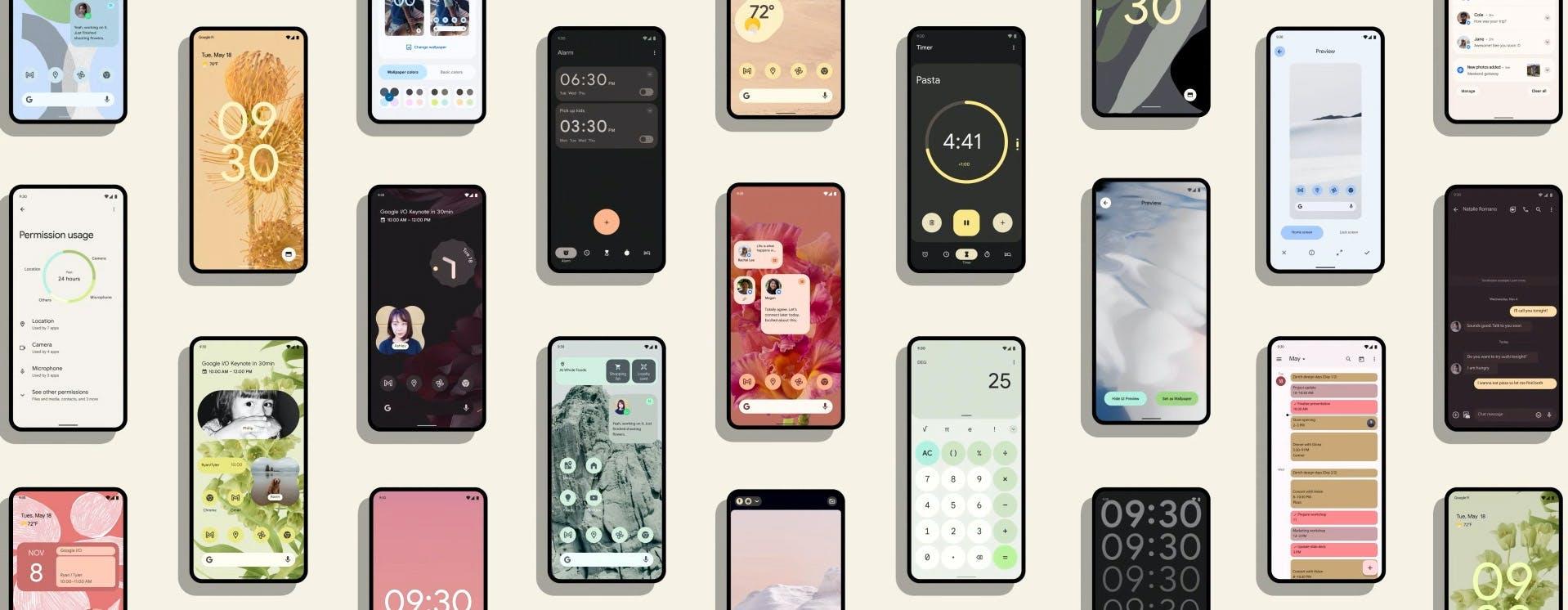 Android 12, la rivoluzione passa dal design. Questo è il vero Android di Google