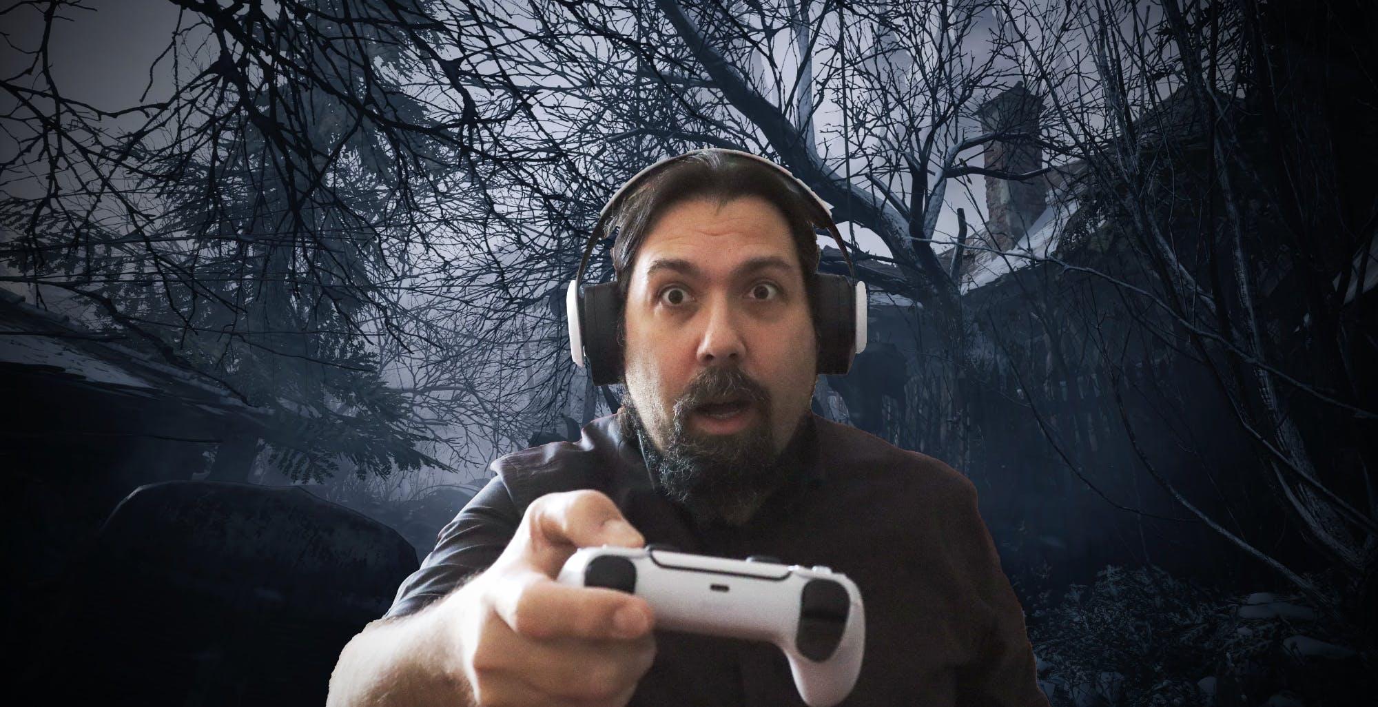 L'audio spaziale delle Pulse 3D in prova con Resident Evil Village: terrore puro