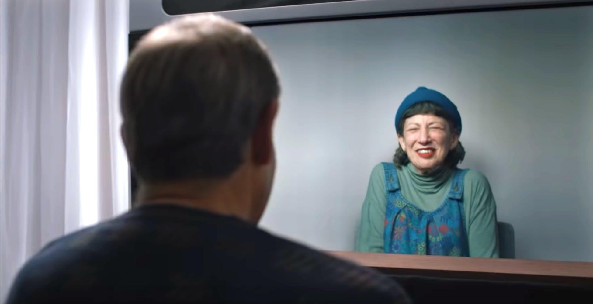 Google apre la finestra di Starline. Parlare con persone distanti come se fossero nella stessa stanza