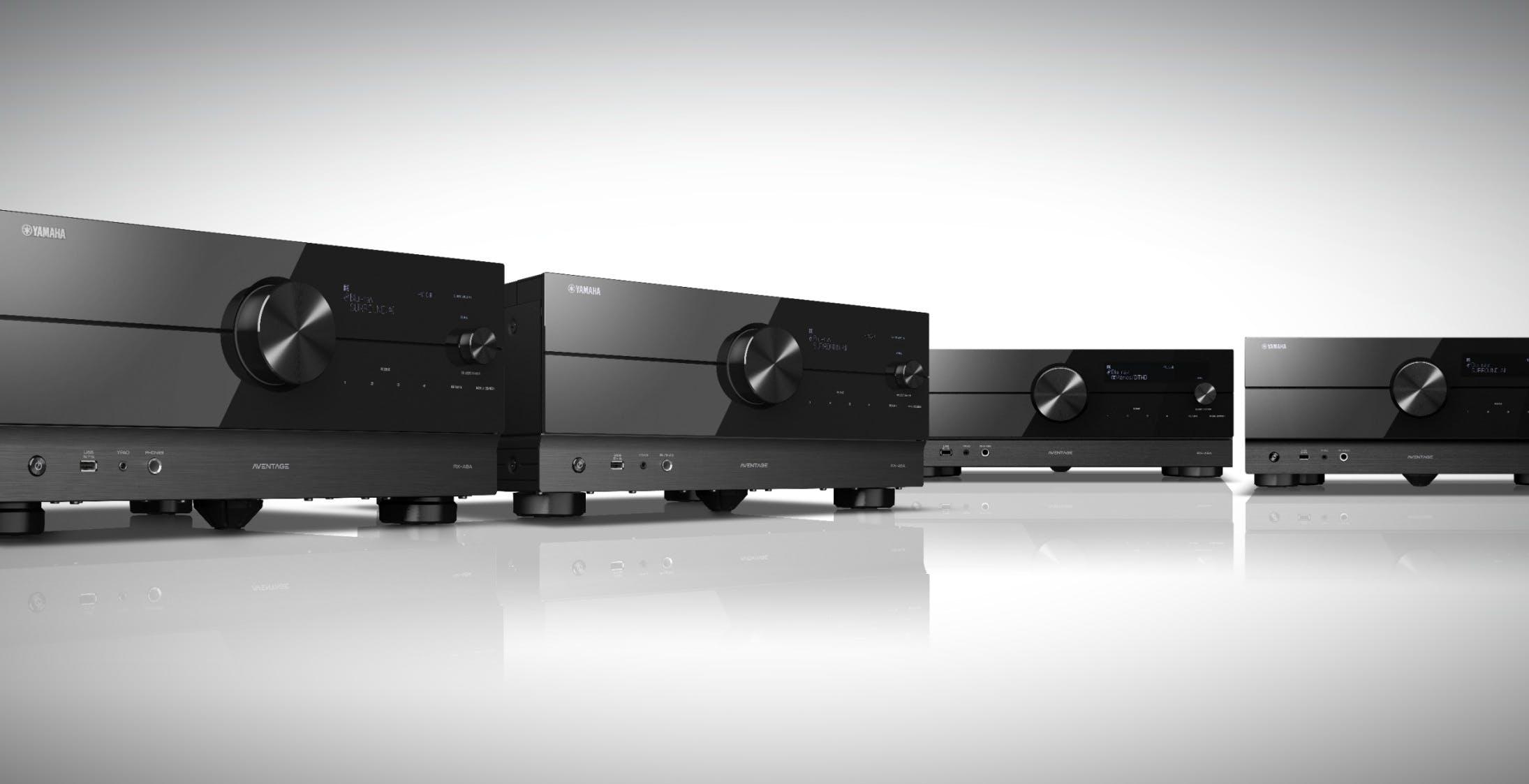 Yamaha crede ancora nell'Home Theater: ecco i nuovi ampli Aventage con HDMI 2.1