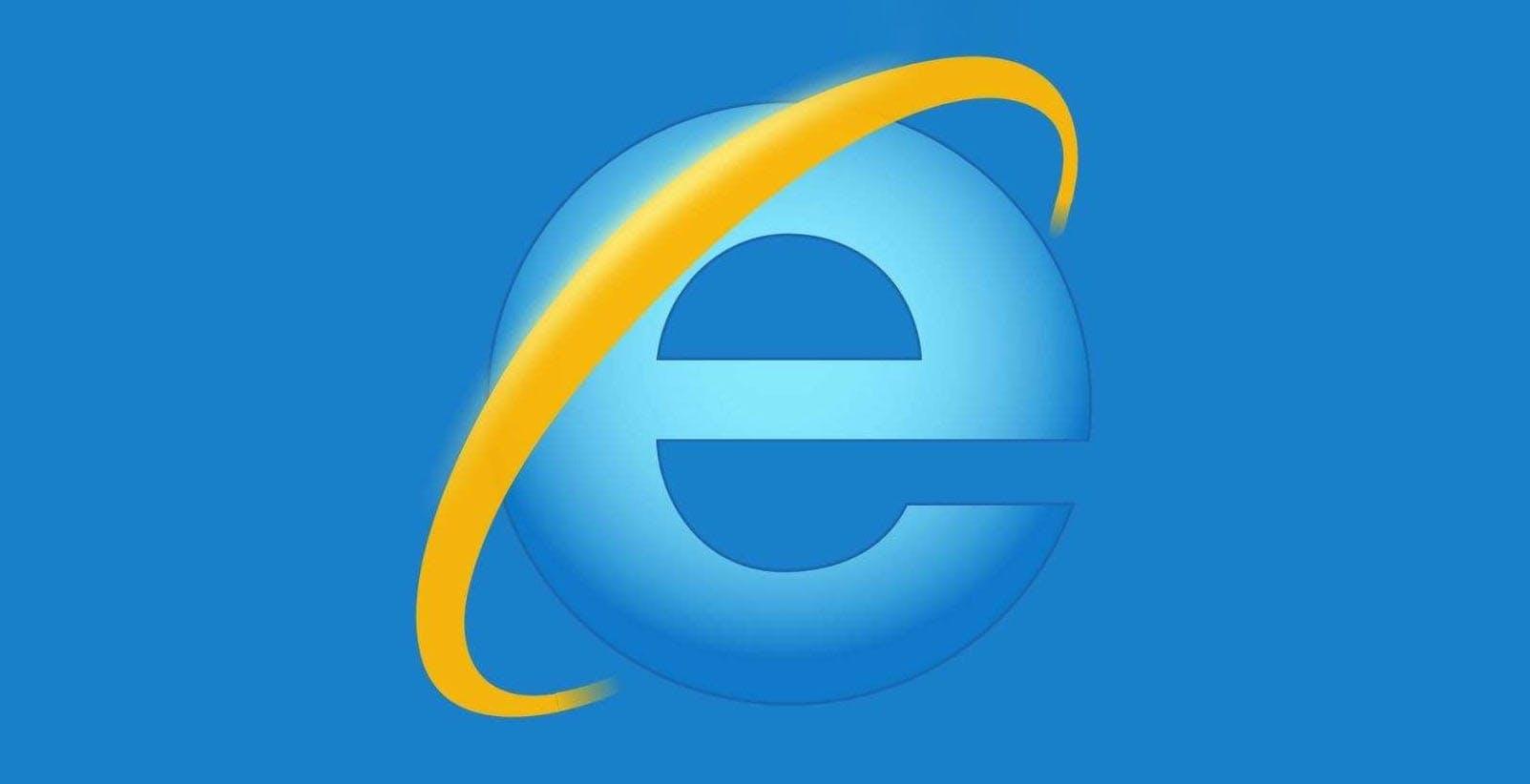 Microsoft abbandonerà Internet Explorer nel 2022