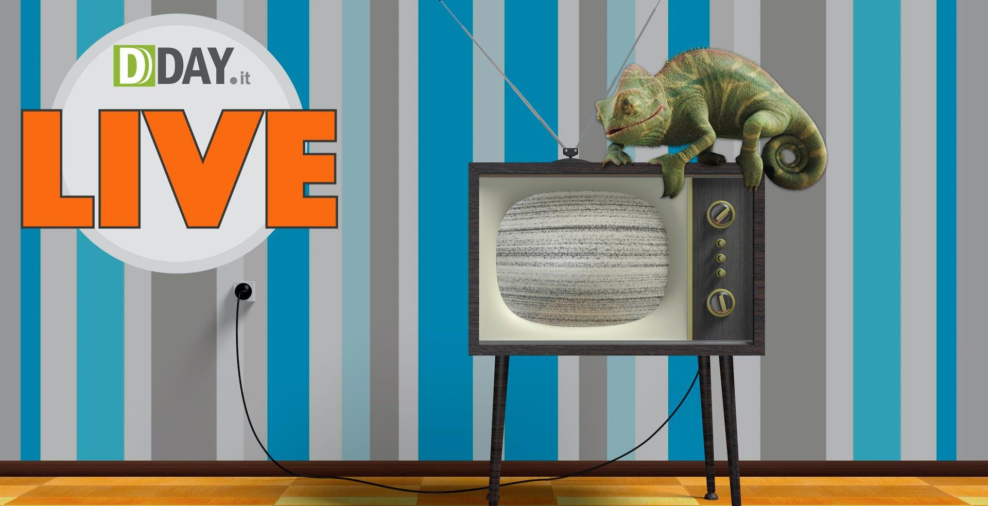 Tre mesi allo Switch-off TV. Il 27 maggio ne parliamo in diretta con i protagonisti del settore