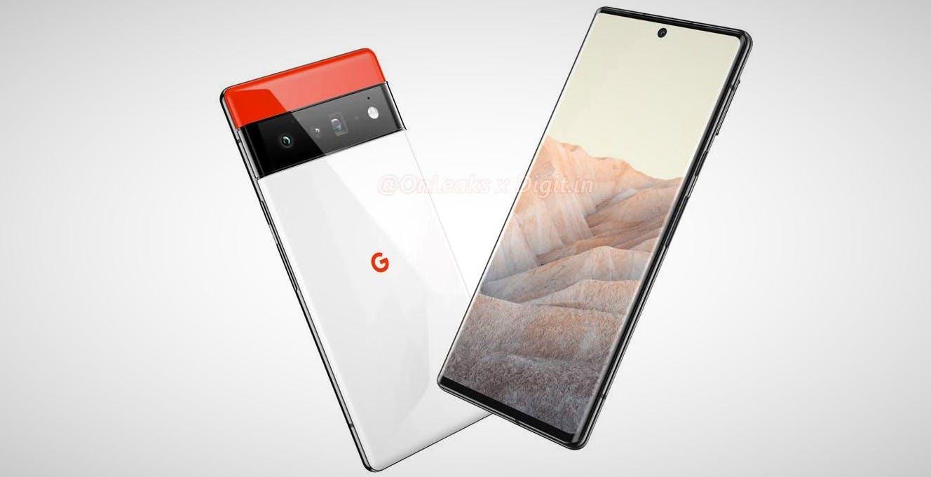 Pixel 6 Pro e Pixel 6, nuove immagini e specifiche tecniche degli smartphone di Google