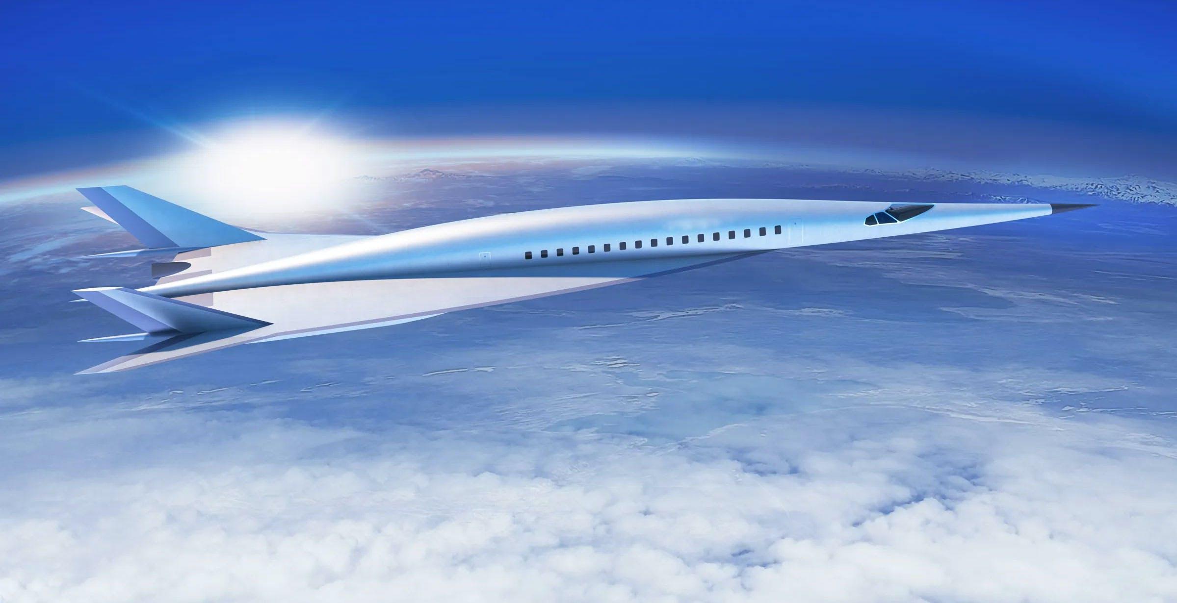 Il sogno di un motore per aerei da 21.000 km/h: stabilizzata e riprodotta in laboratorio l'onda d'urto