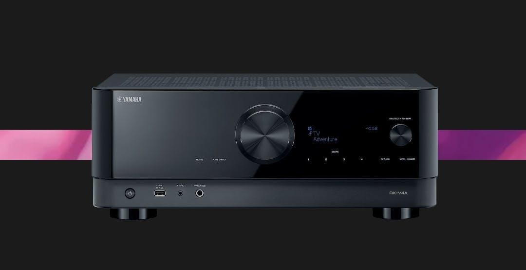 Ampli Yamaha 2020 e 4K a 120 Hz: per i vecchi modelli sarà necessario cambiare scheda HDMI