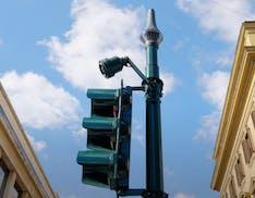 Con il sensore intelligente di Sony, i semafori di Roma ti dicono dove trovi sicuramente parcheggio