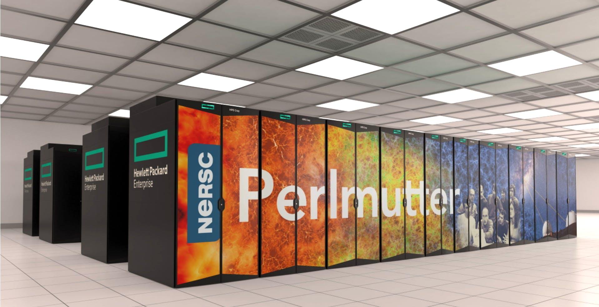 Nvidia ha il supercomputer per l'intelligenza artificiale più veloce del mondo: Perlmutter conta oltre 6.000 GPU