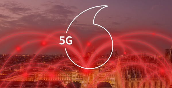 Vodafone avrebbe ottenuto l'ok del governo per usare apparecchiature Huawei per la rete 5G in Italia