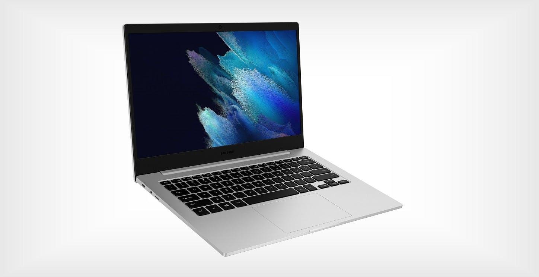 Ecco Samsung Galaxy Book Go, portatile con CPU Snapdragon e connettività LTE