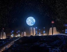 Come vivremo sulla Luna? ESA e SOM mostrano il Moon Village alla Biennale di Venezia