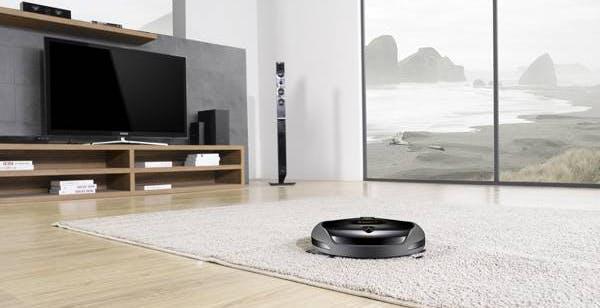 Robot Samsung NaviBot: la vera prova