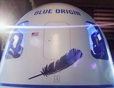 Jeff Bezos andrà nello spazio a luglio: sarà con suo fratello a bordo del New Shepard di Blue Origin