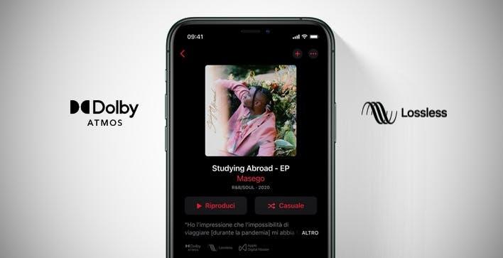 L'audio lossless, Hi-Res e Dolby Atmos sono arrivati su Apple Music. Come ascoltare i nuovi formati
