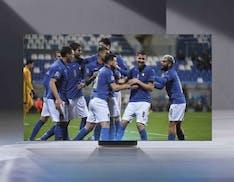 Gli Europei di calcio 2021 sono più spettacolari in 4K e HDR, via Sat su Sky e Rai 4K