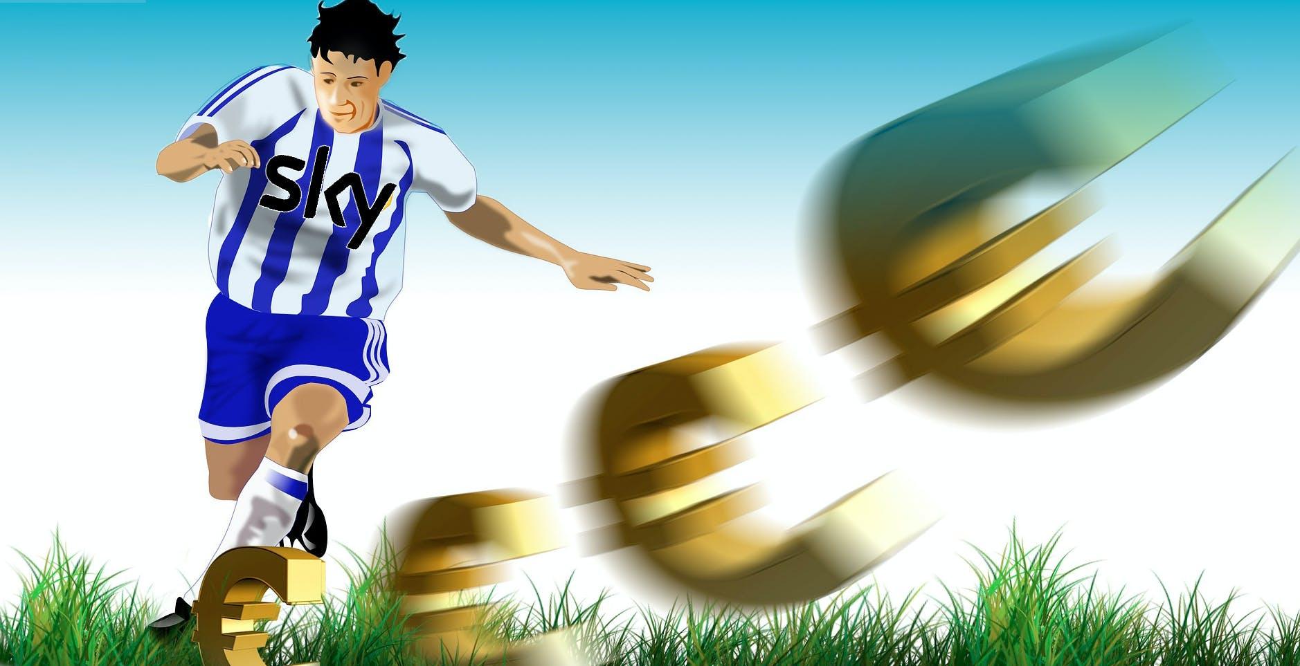 Calcio matto: Sky offre 500 milioni all'anno a DAZN per la Serie A. E DAZN rifiuta