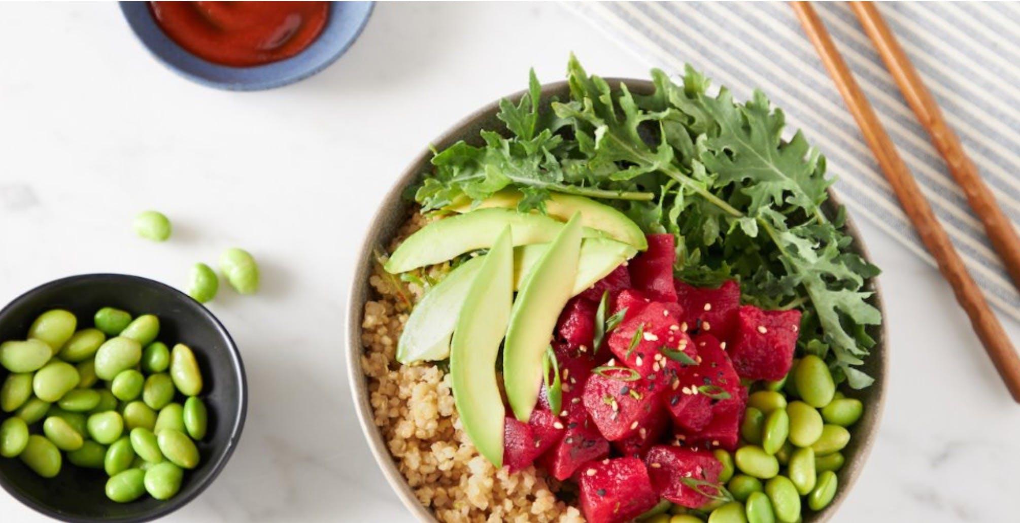 Sushi e poke con tonno a base interamente vegetale, la scommessa di Finless Foods