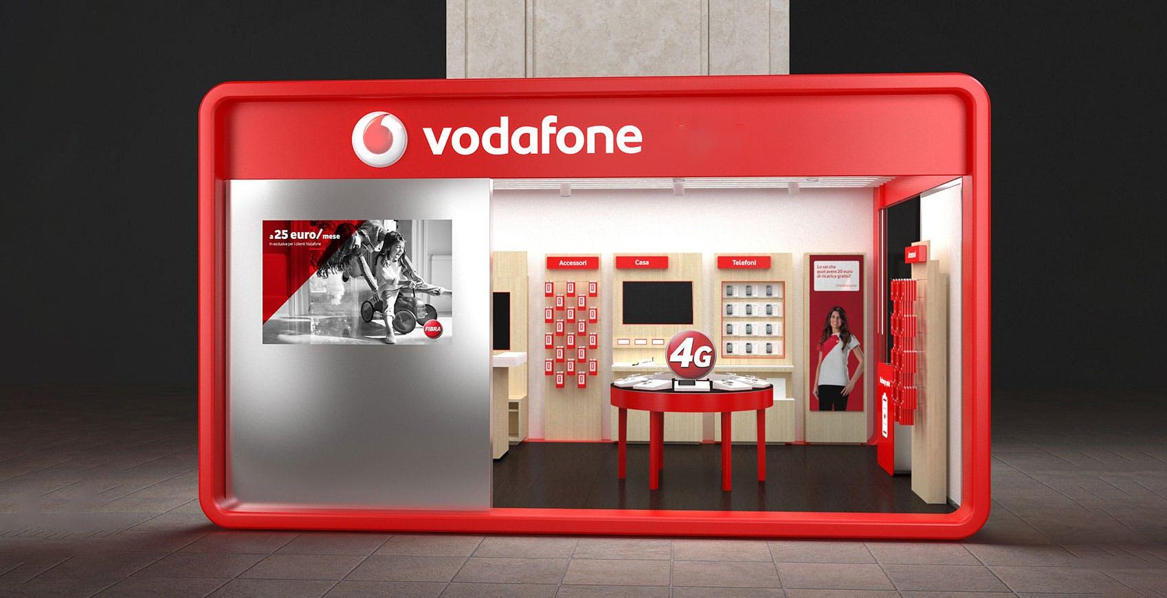Vodafone, disdetta senza costi su tutte le offerte. Zero vincoli, e zero penali: ecco Open
