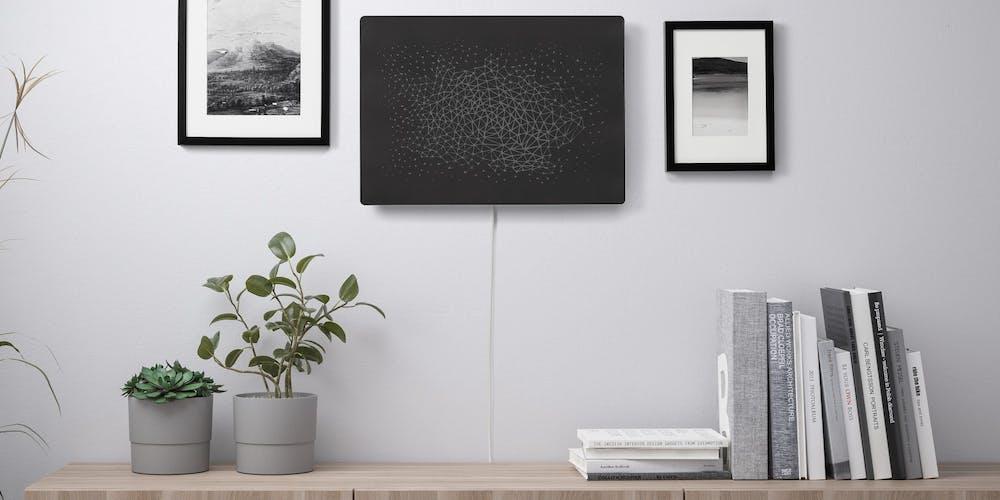 Da Sonos e Ikea un diffusore che sembra  …
