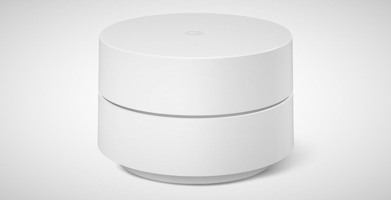 Google WiFi costa meno, bastano 99 euro per ampliare la copertura Wi-Fi in casa