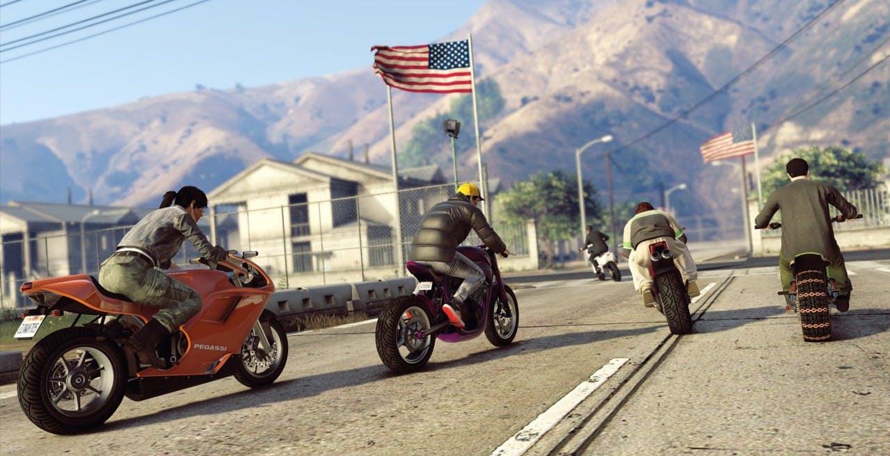 GTA Online non sarà più disponibile su PS3 e Xbox 360 da dicembre