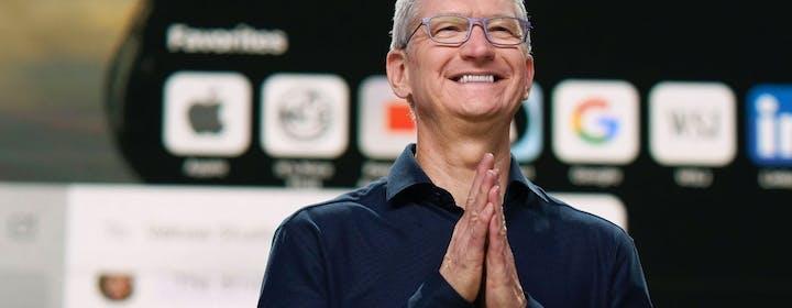 """Tim Cook: """"Il caricamento di app fuori dall'AppStore distruggerebbe la sicurezza dell'iPhone"""""""