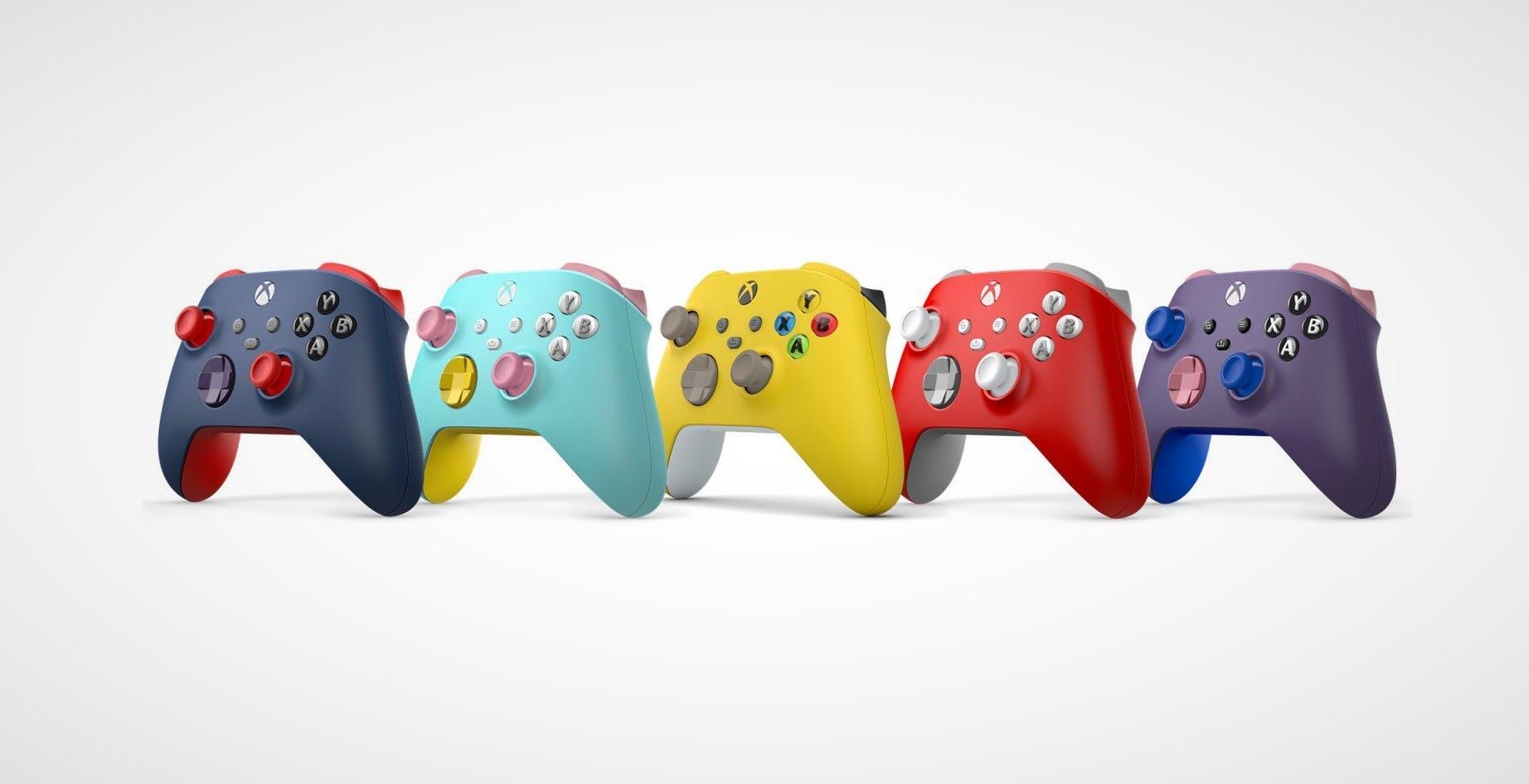 Torna Xbox Design Lab per personalizzare il controller di Xbox Series X|S