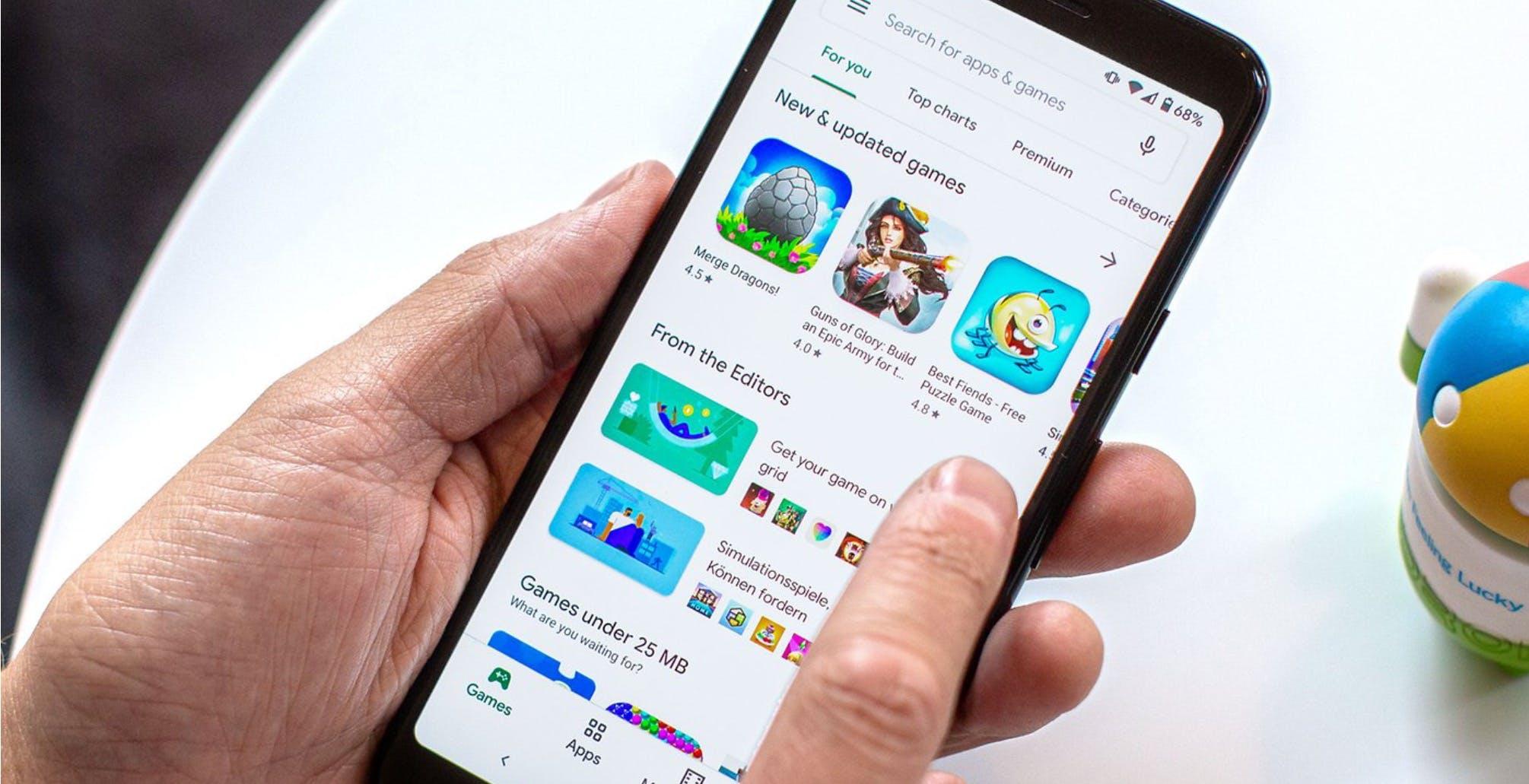 Google e Play Store: alcuni sviluppatori potranno pagare la metà delle commissioni